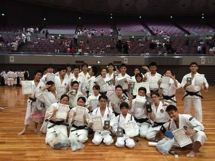 少林寺拳法 東大阪中央道院